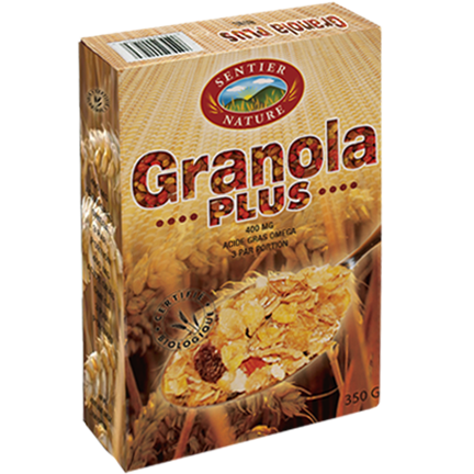 Granola Plus