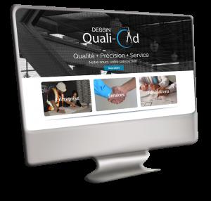 Site Internet Dessin Quali-Cad