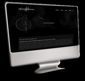 Site Internet Sonorisation Normand inc.